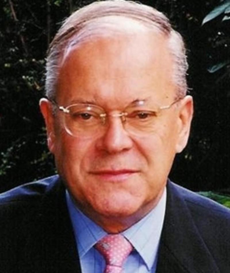 Photo of Humphrey Burton