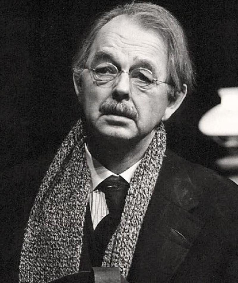 Photo of Sverre Hansen