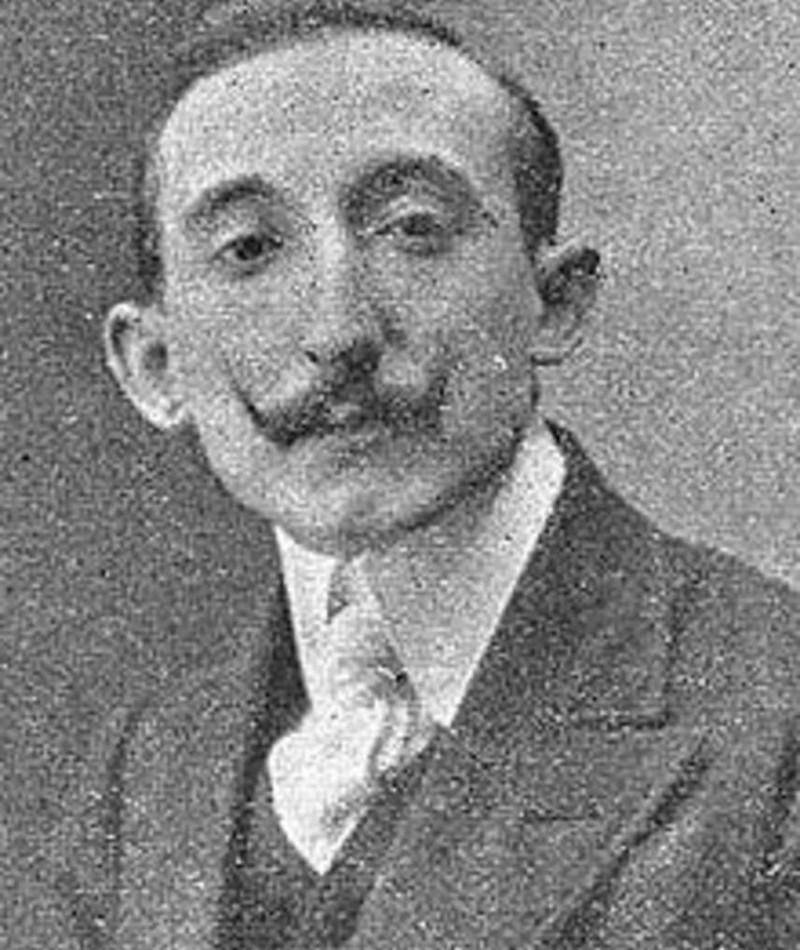 Photo of Wenceslao Fernández Flórez