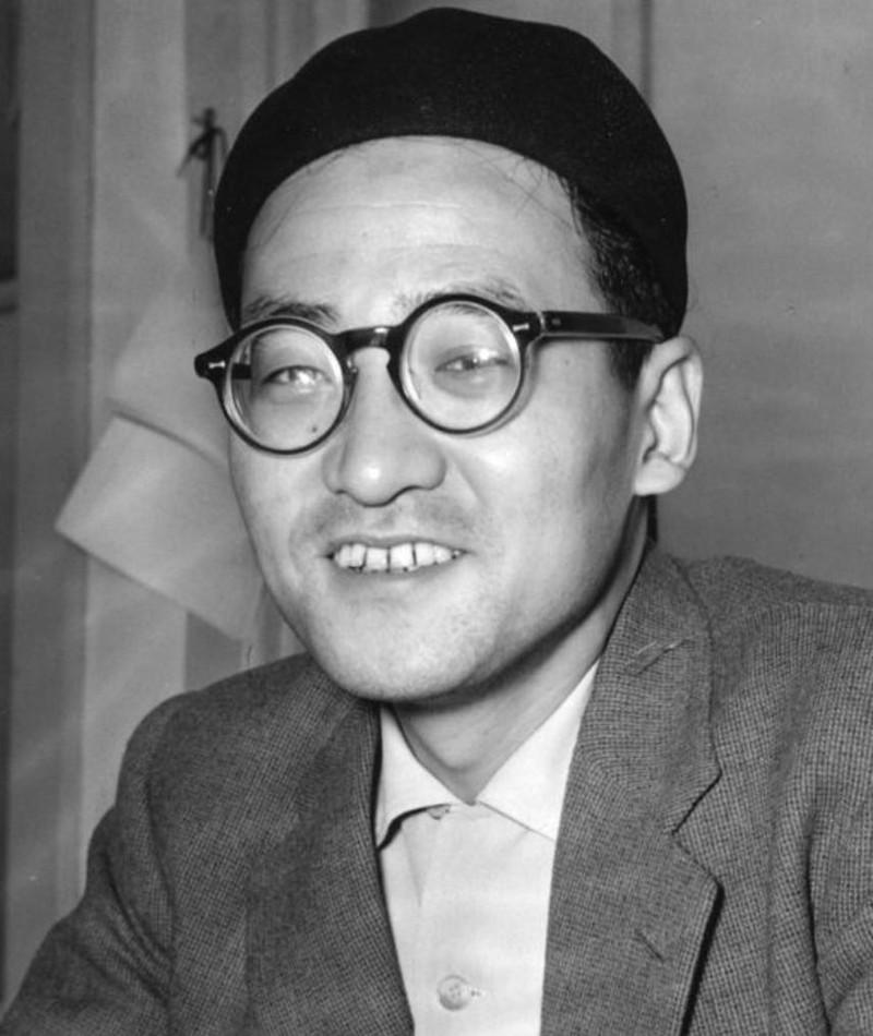 Photo of Yasuzô Masumura