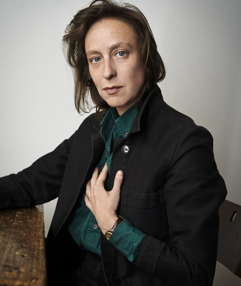 Photo of Céline Sciamma