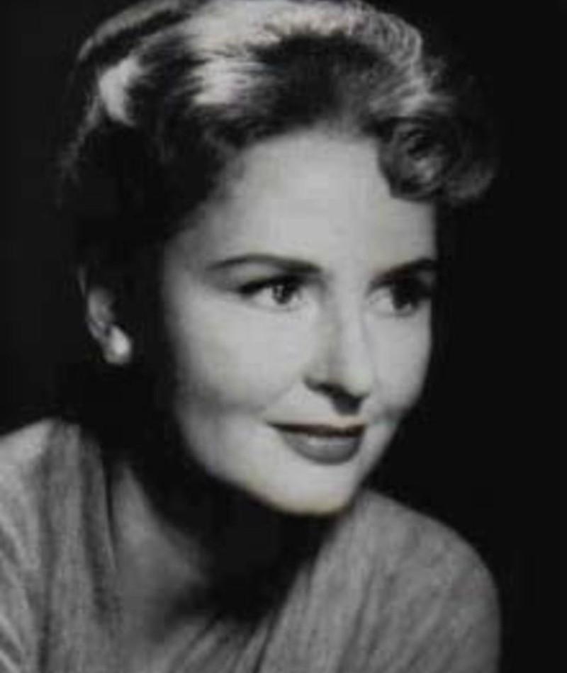 Photo of Frances Reid