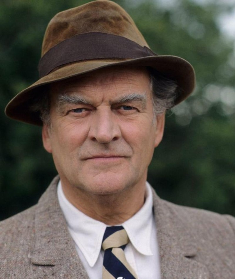 Photo of Moray Watson