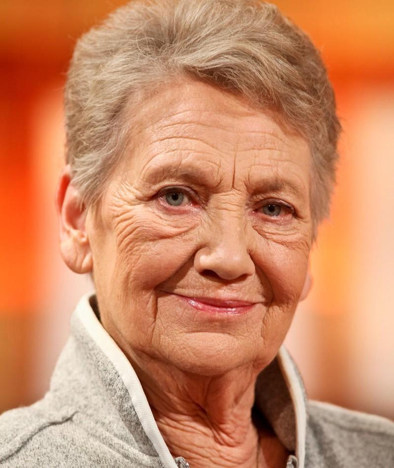 Photo of Ingrid Burkhard