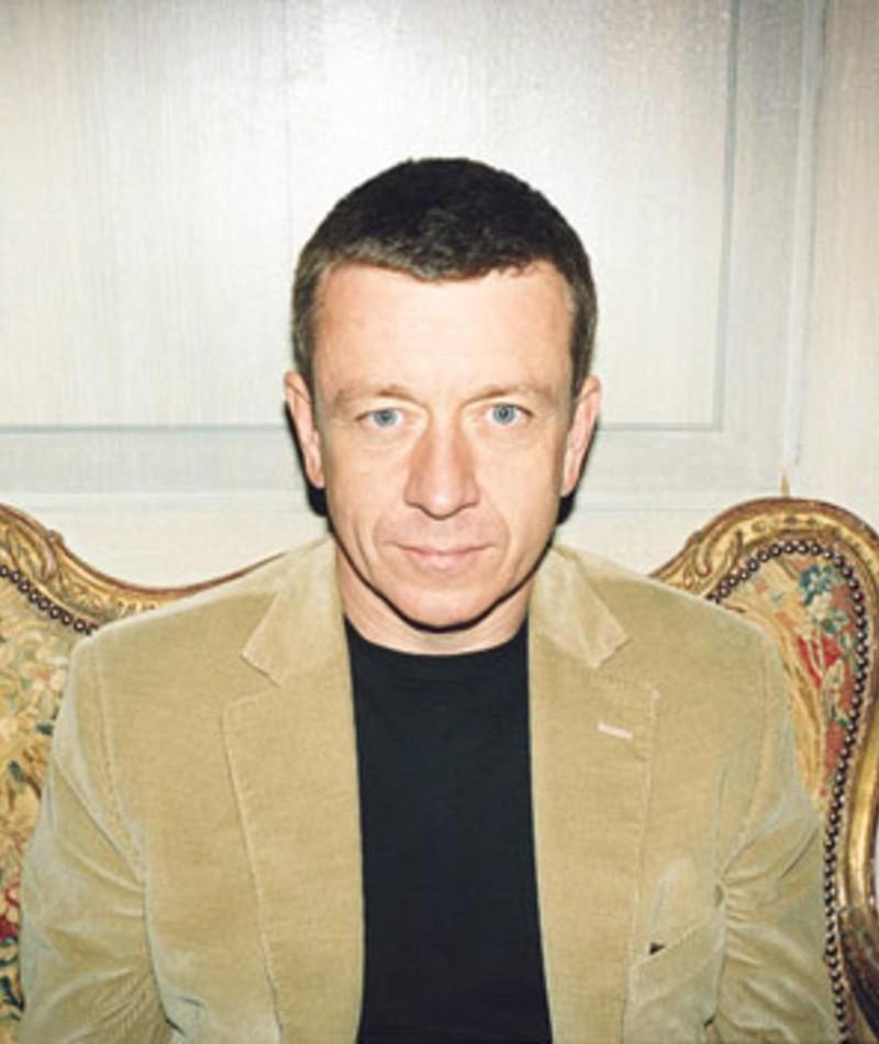 Photo of Peter Morgan