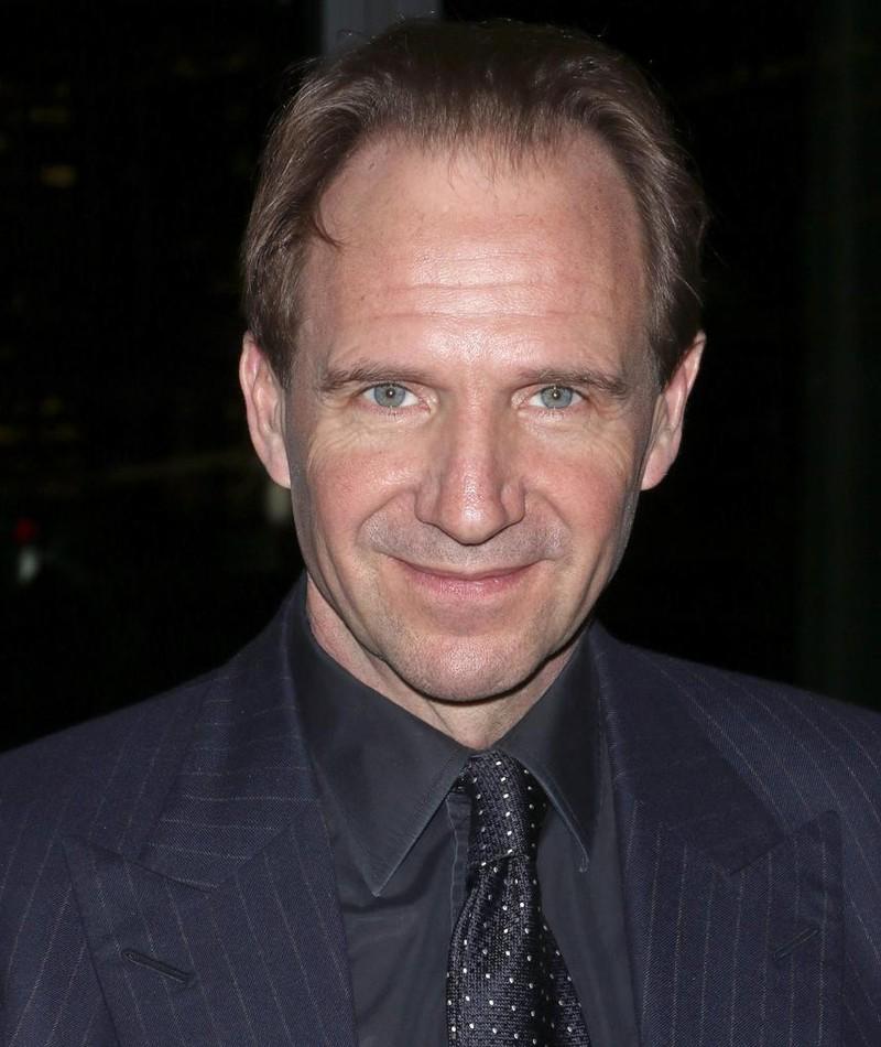 Photo of Ralph Fiennes