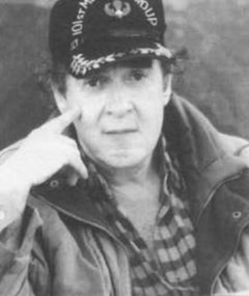 Photo of Norman Thaddeus Vane