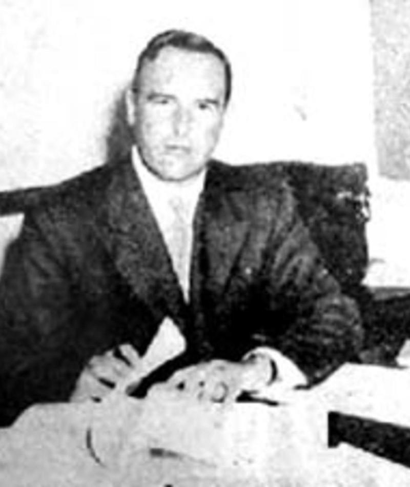 Photo of Alfredo B. Crevenna