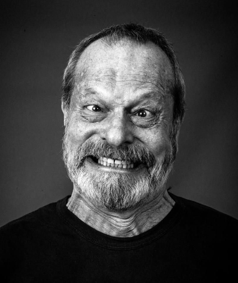 Photo of Terry Gilliam