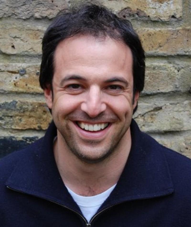 Photo of Simon Chinn