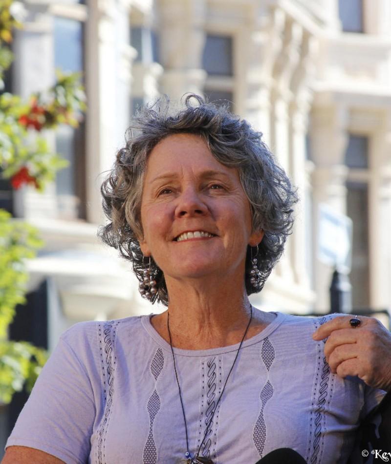 Photo of Maggie Renzi