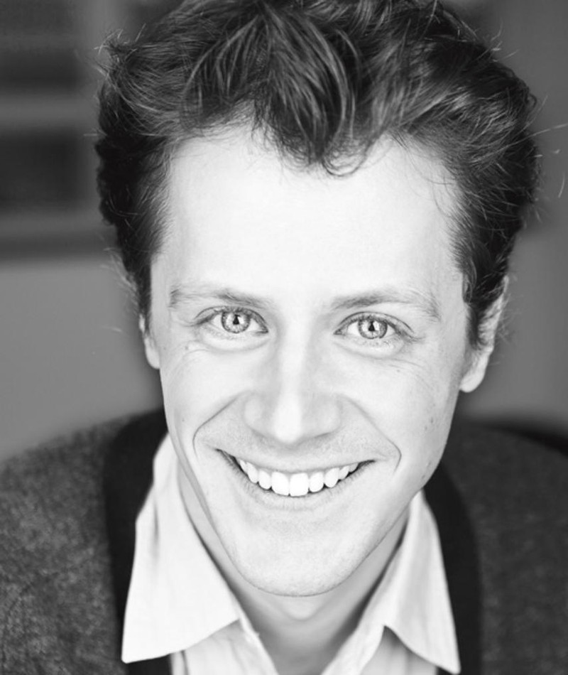 Photo of Olivier Morin