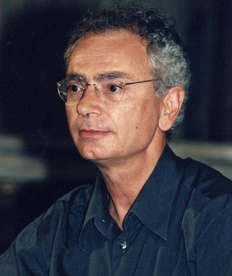 Photo of Daniele del Giudice