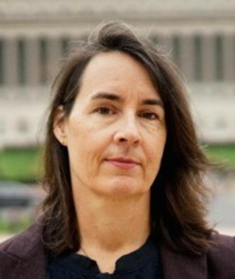 Photo of Meg McLagan