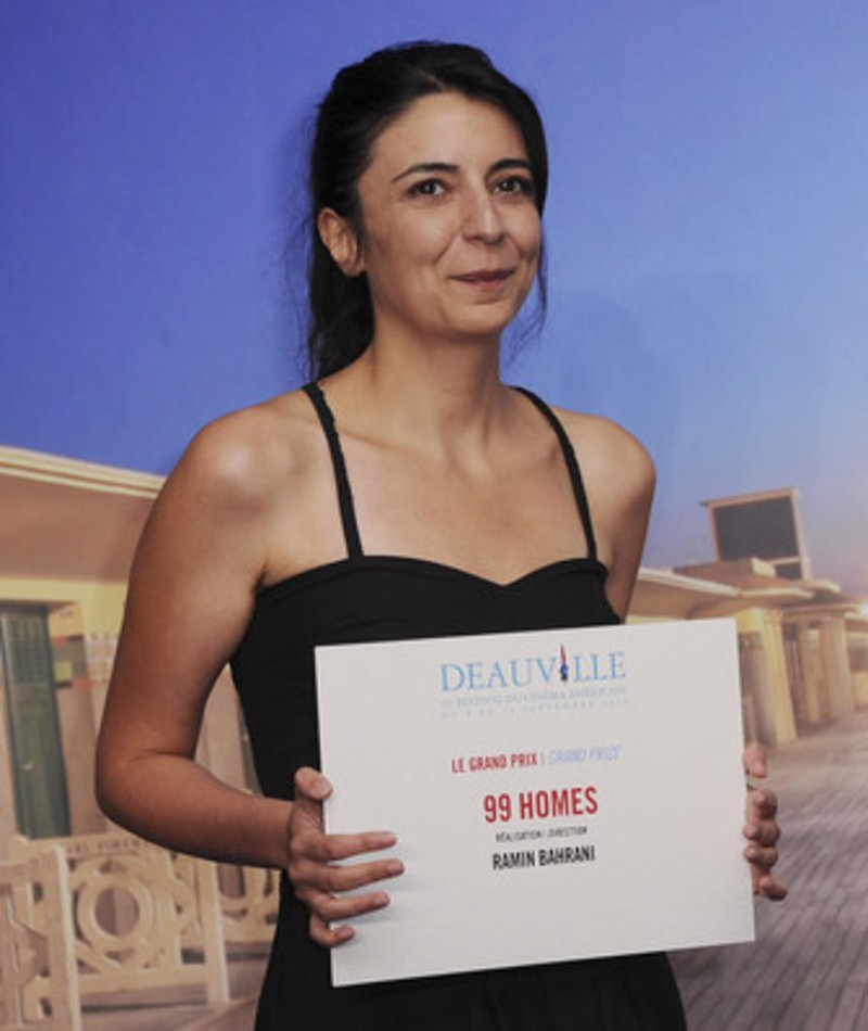 Photo of Bahareh Azimi
