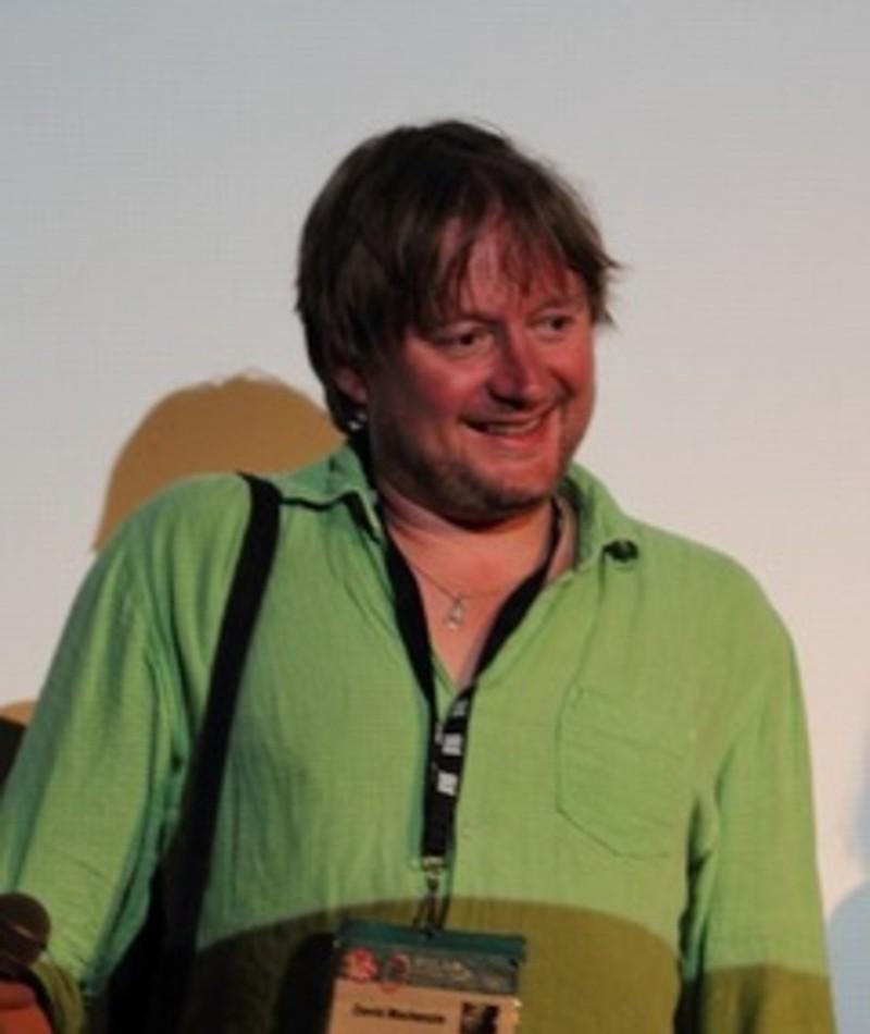 Photo of David Mackenzie