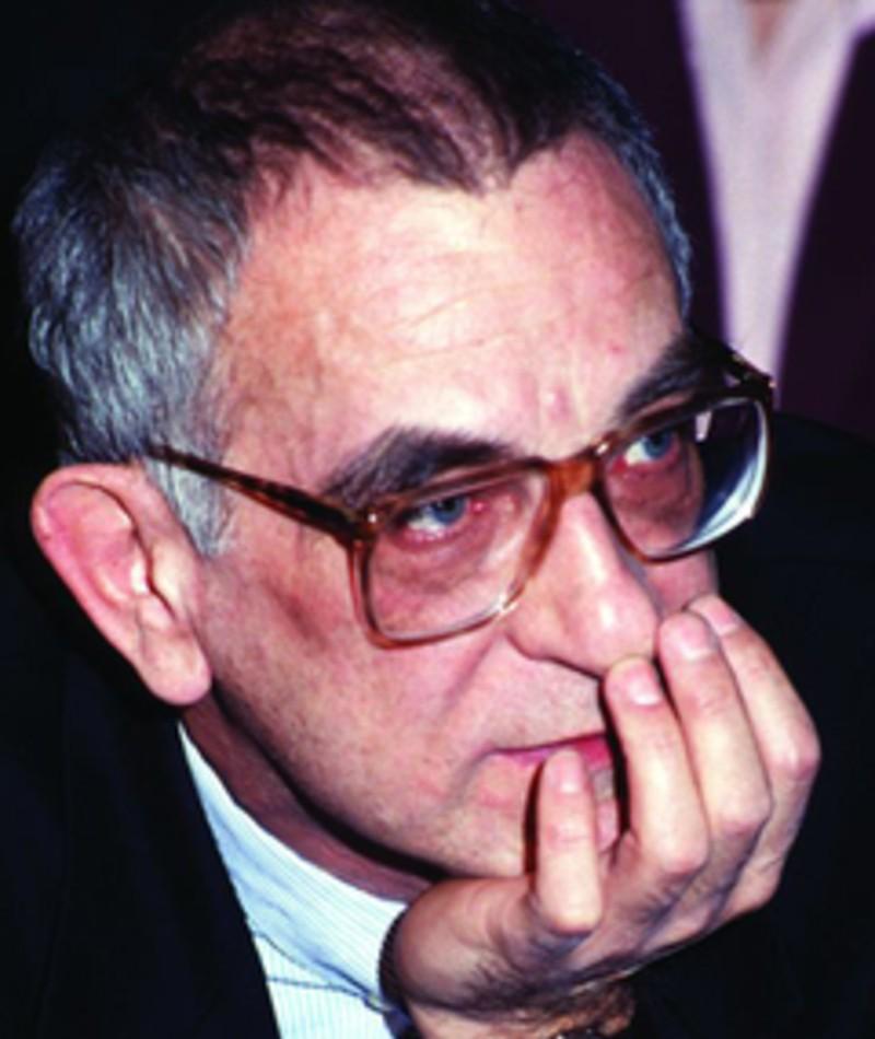 Photo of Krzysztof Kieślowski