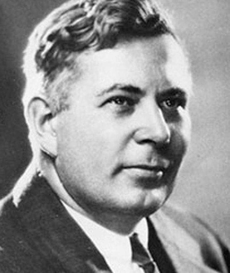 Photo of William M. Marston