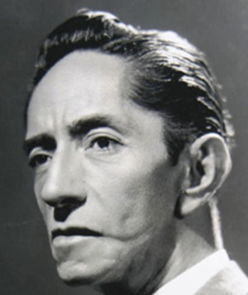 Photo of Agustín Lara