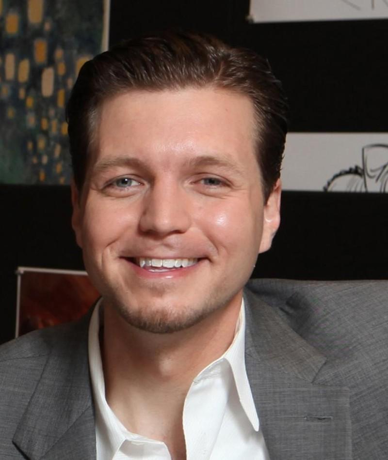 Photo of Nathan Greno