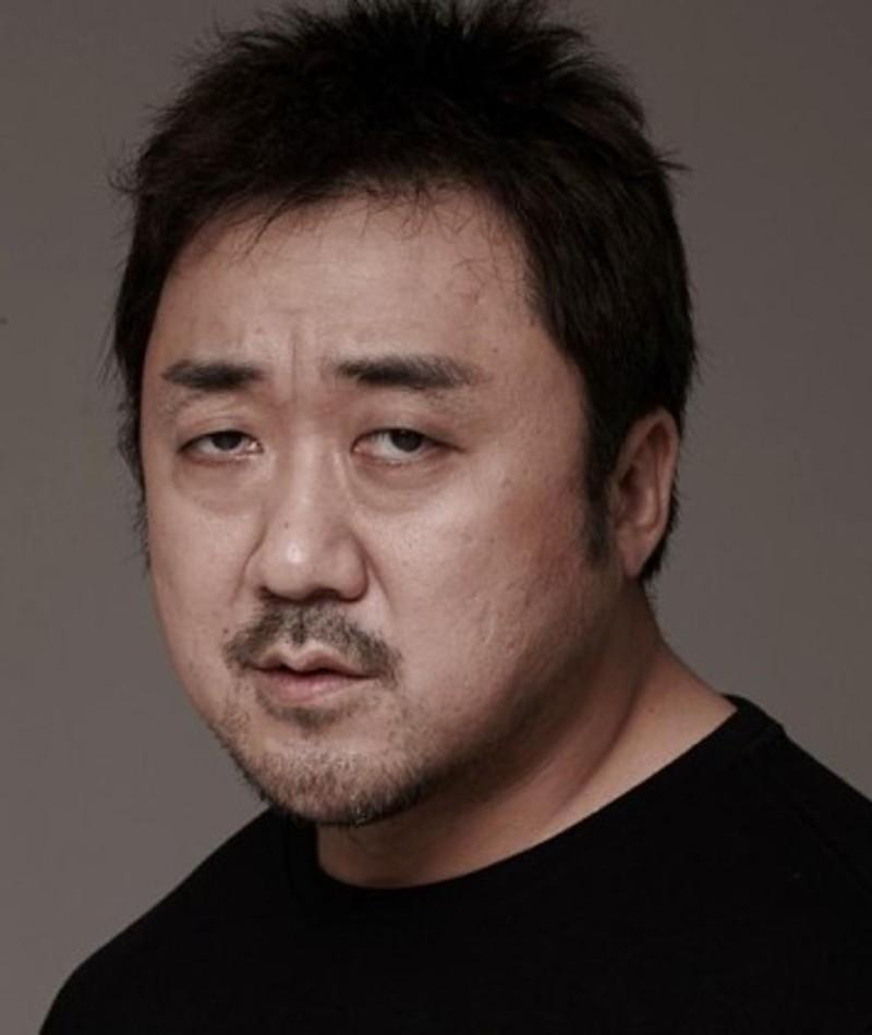 Foto de Ma Dong-seok