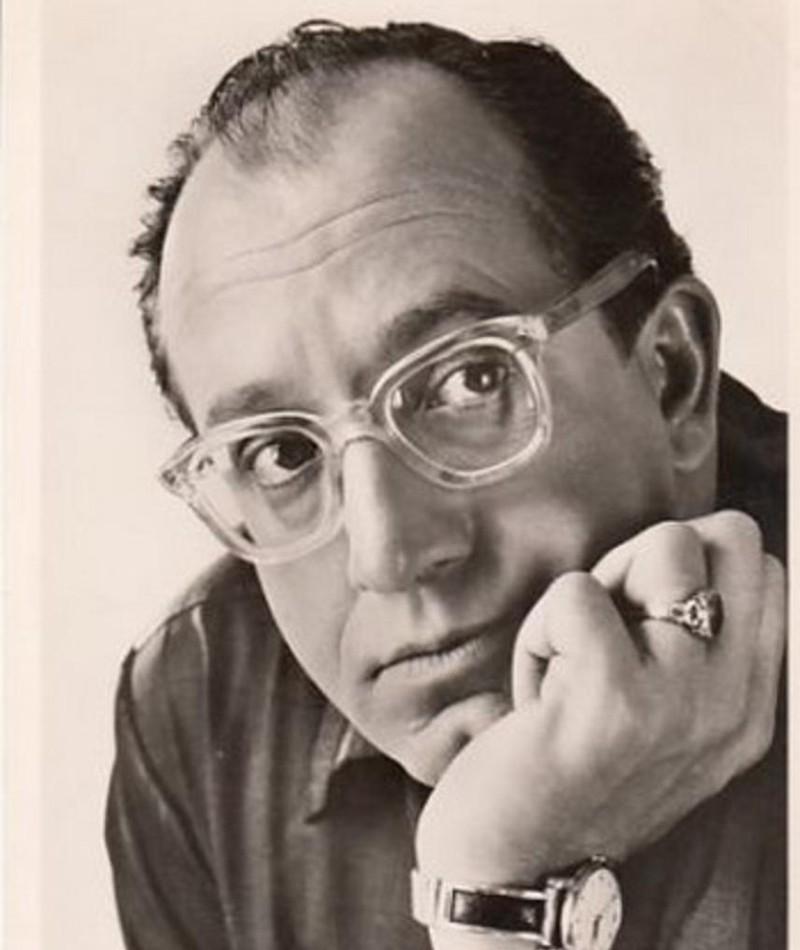 Photo of Alfred Weidenmann