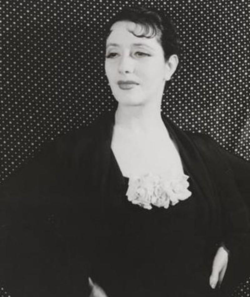 Photo of Lynn Fontanne