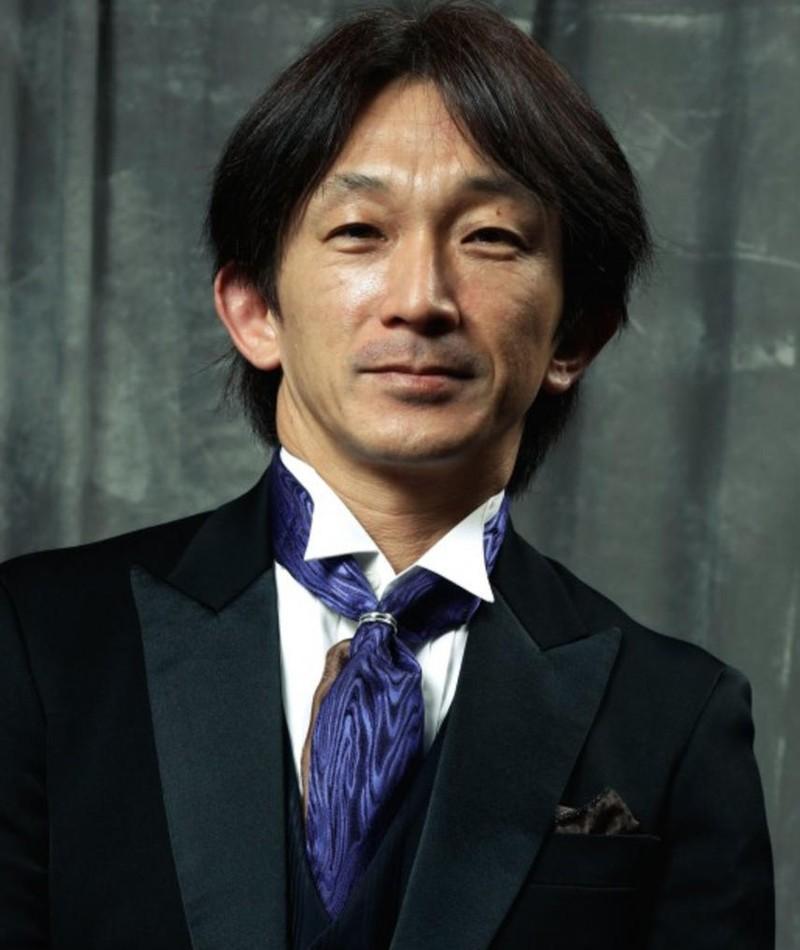 Photo of Kenji Tanigaki