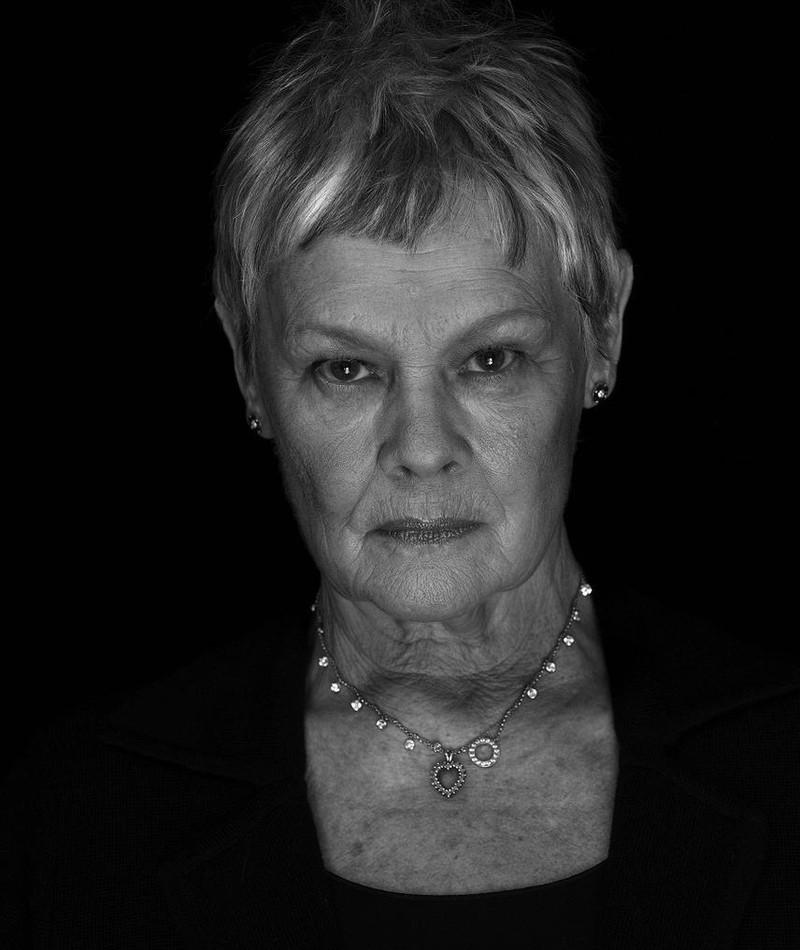 Judi Dench fotoğrafı
