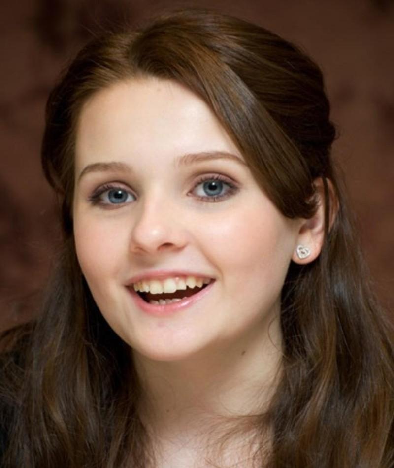 Photo of Abigail Breslin