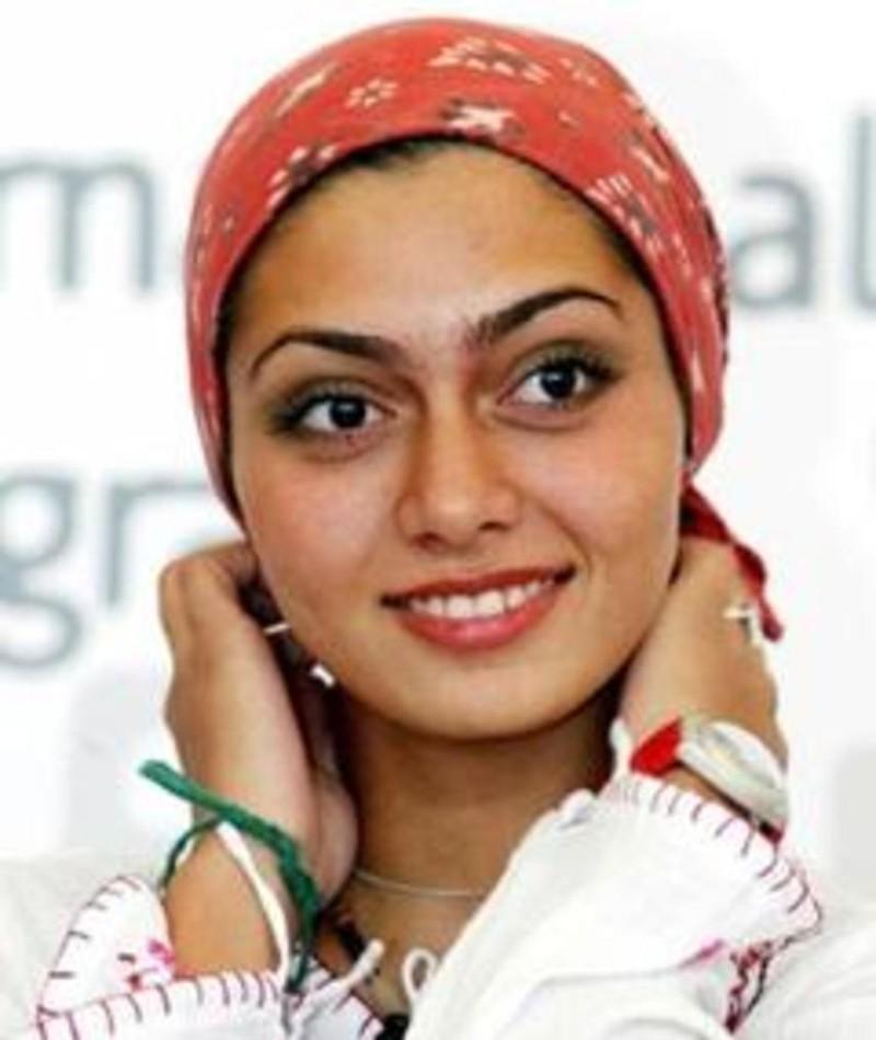 Photo of Pegah Ahangarani