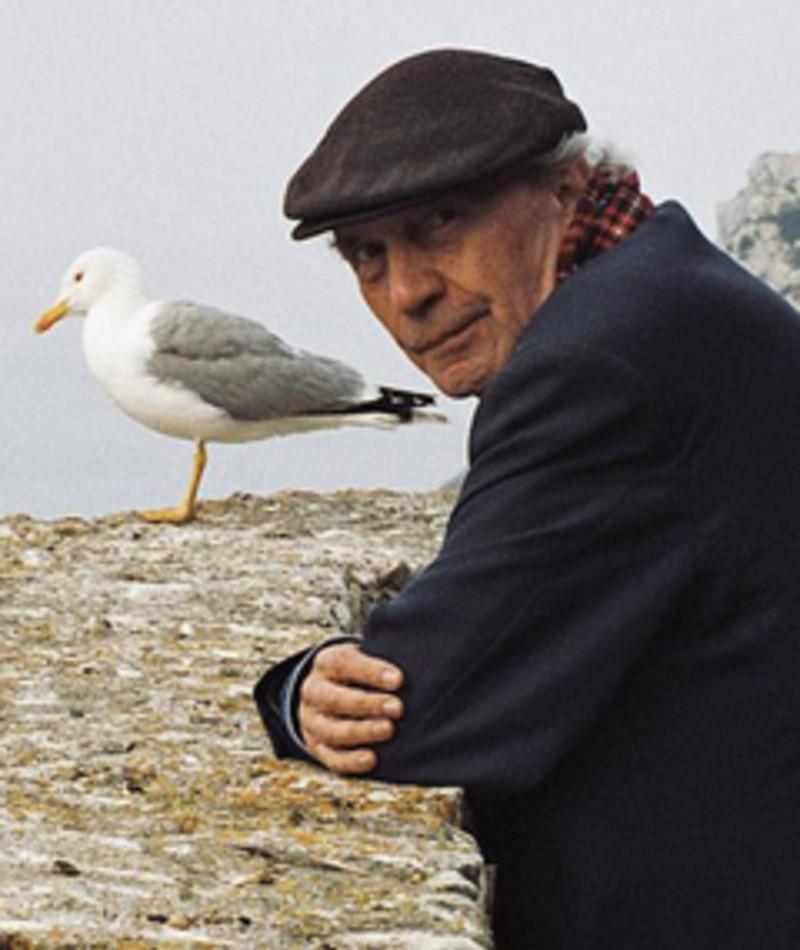 Photo of Jacques Rivette