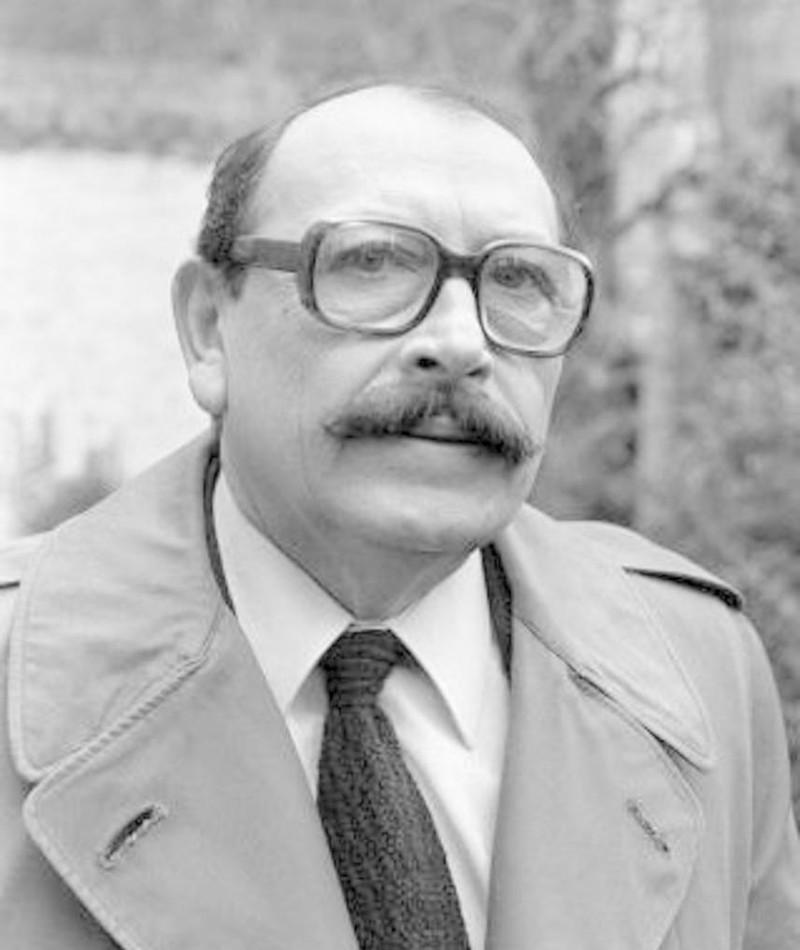 Photo of Jacques Legras