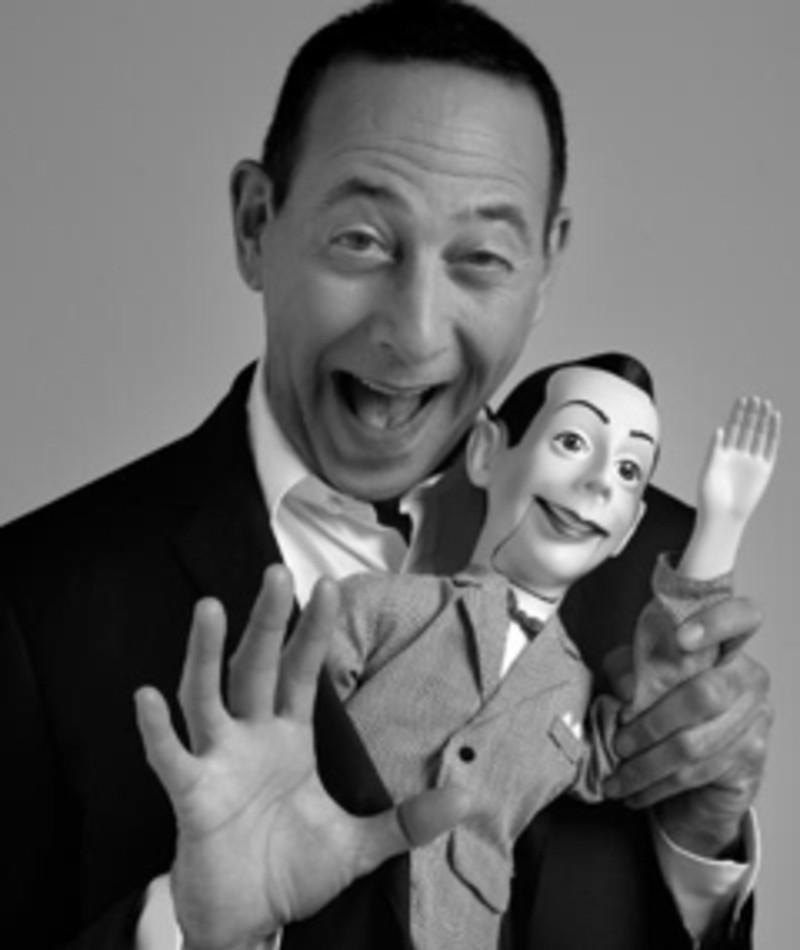 Photo of Paul Reubens