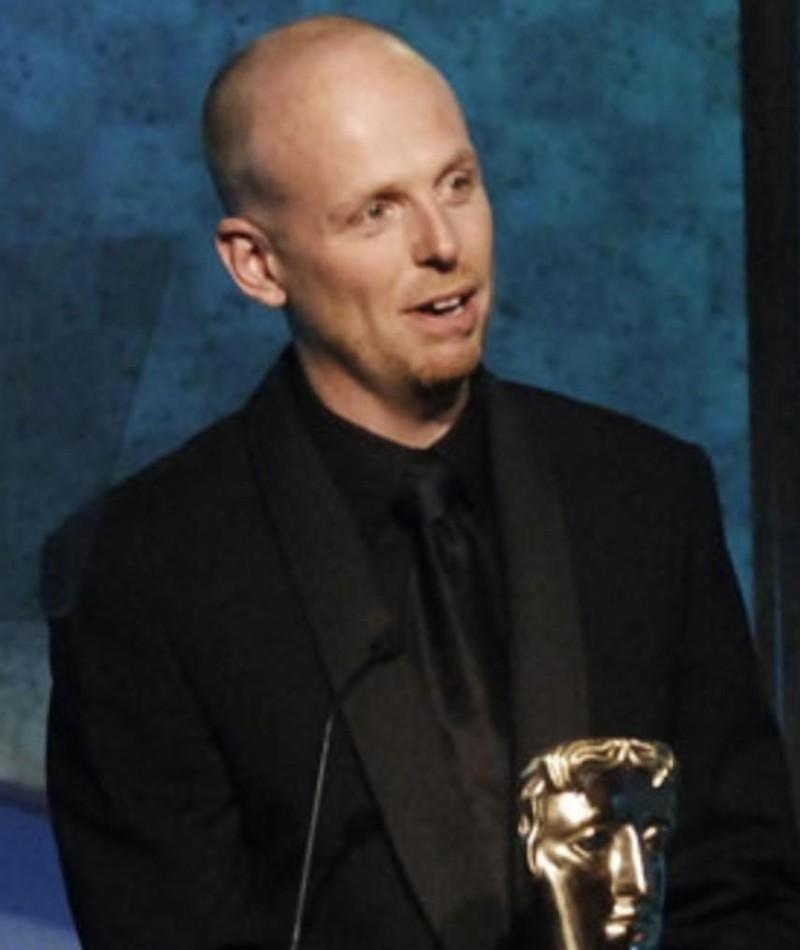 Photo of Simon Elliott
