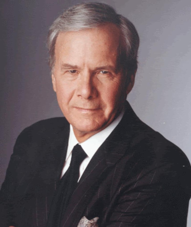 Foto di Tom Brokaw