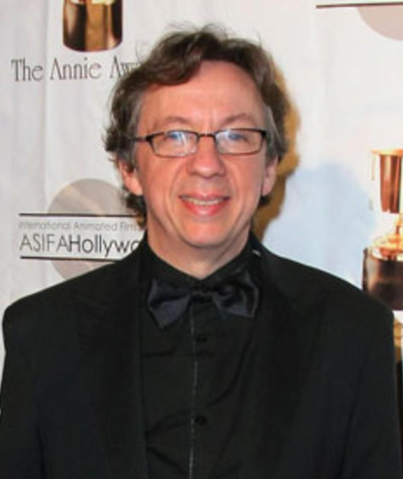 Photo of Peter Baynham