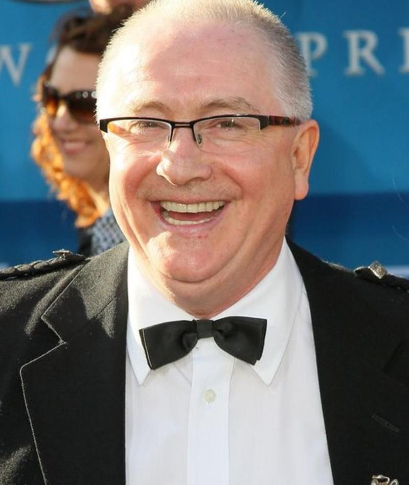Photo of Patrick Doyle
