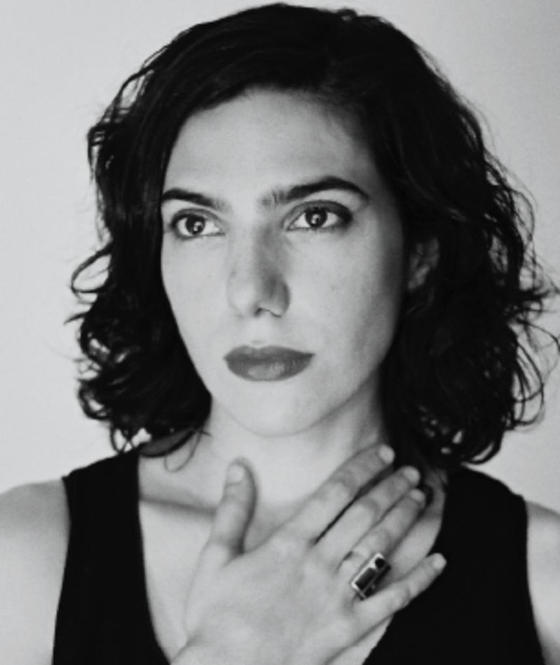 Photo of Analía Couceyro