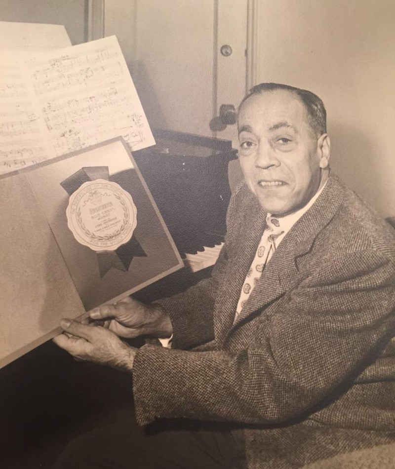 Photo of Cyril J. Mockridge