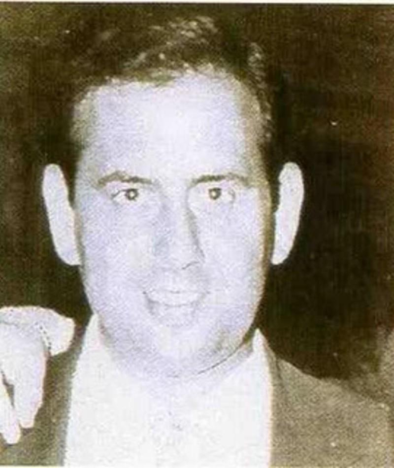Photo of Alfonso Balcázar
