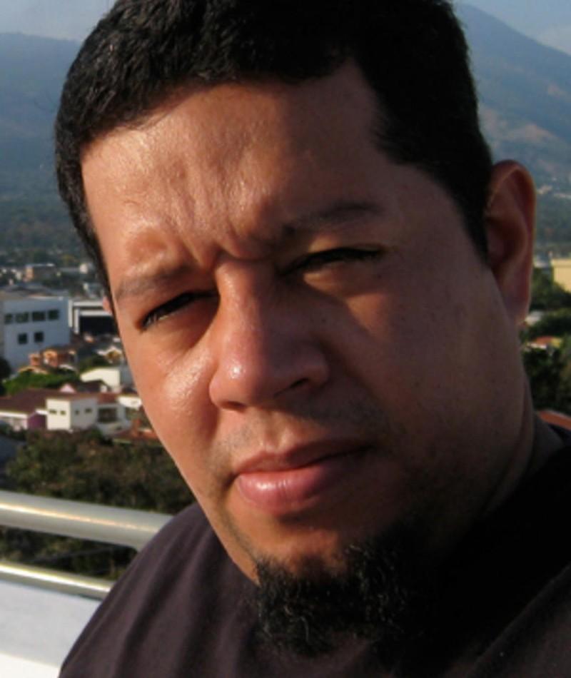 Photo of Andrés Porras