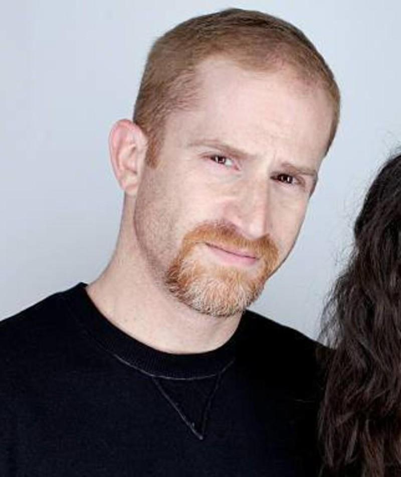 Photo of Eric Strauss