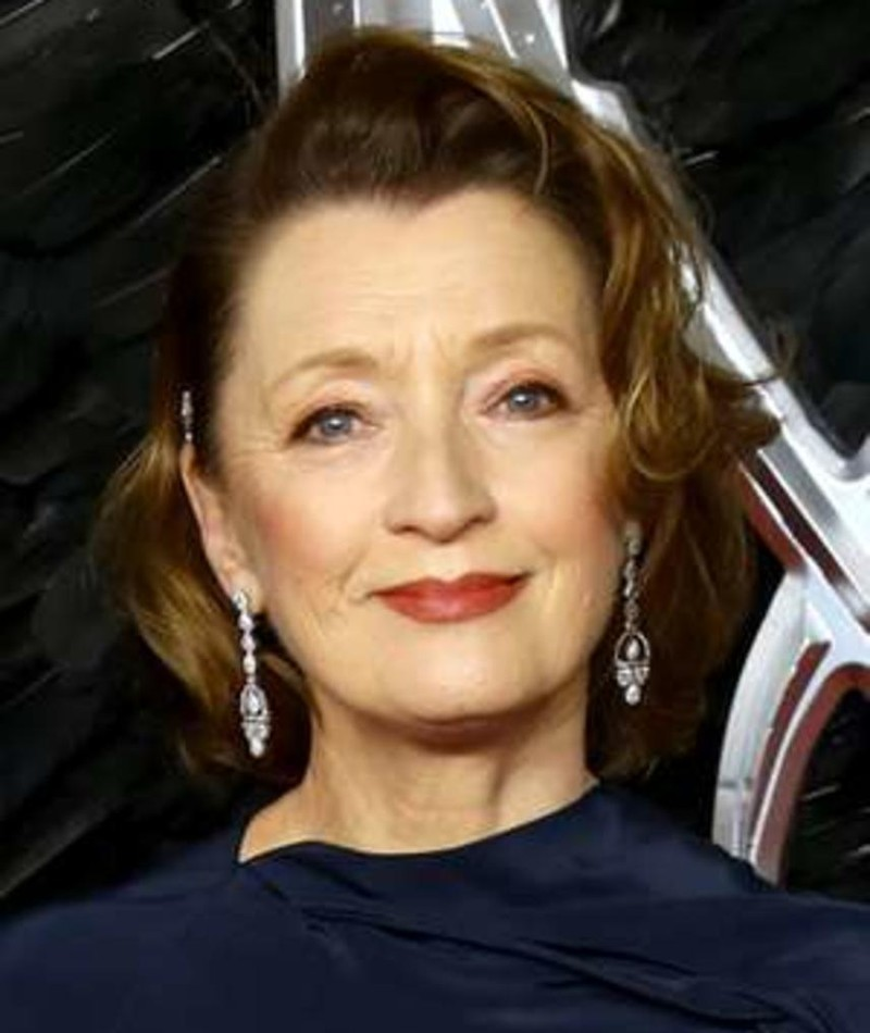 Photo of Lesley Manville