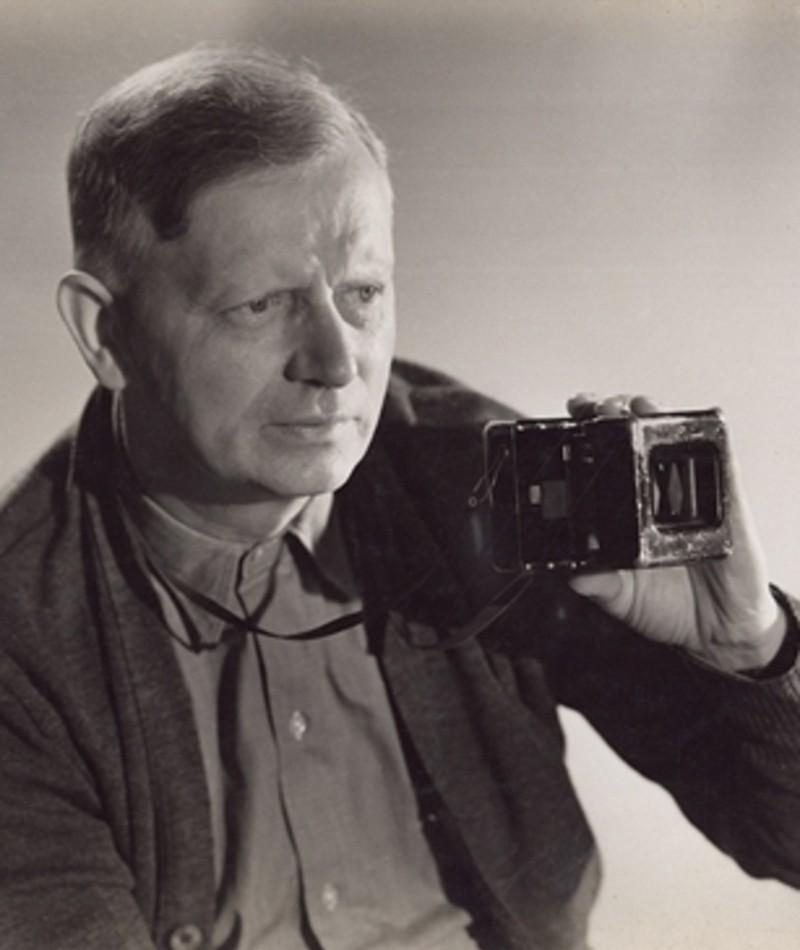 Photo of Carl Theodor Dreyer