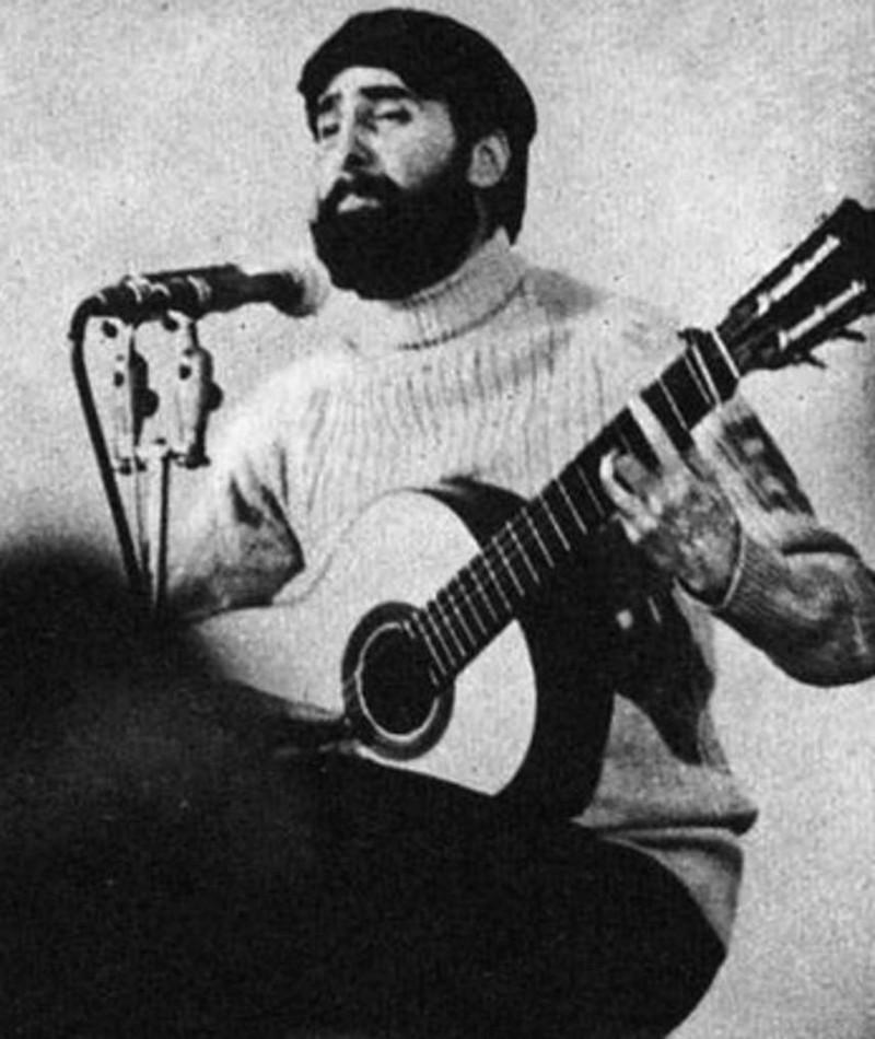 Photo of Luís Cilia