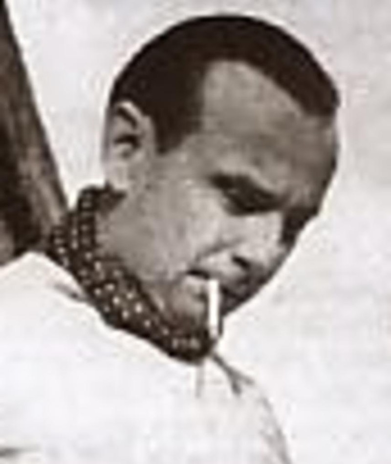 Photo of Harald G. Petersson