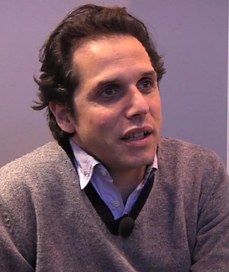 Photo of Daniel Sauvage