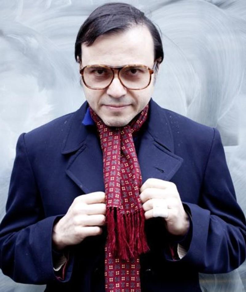 Photo of Bertrand Burgalat