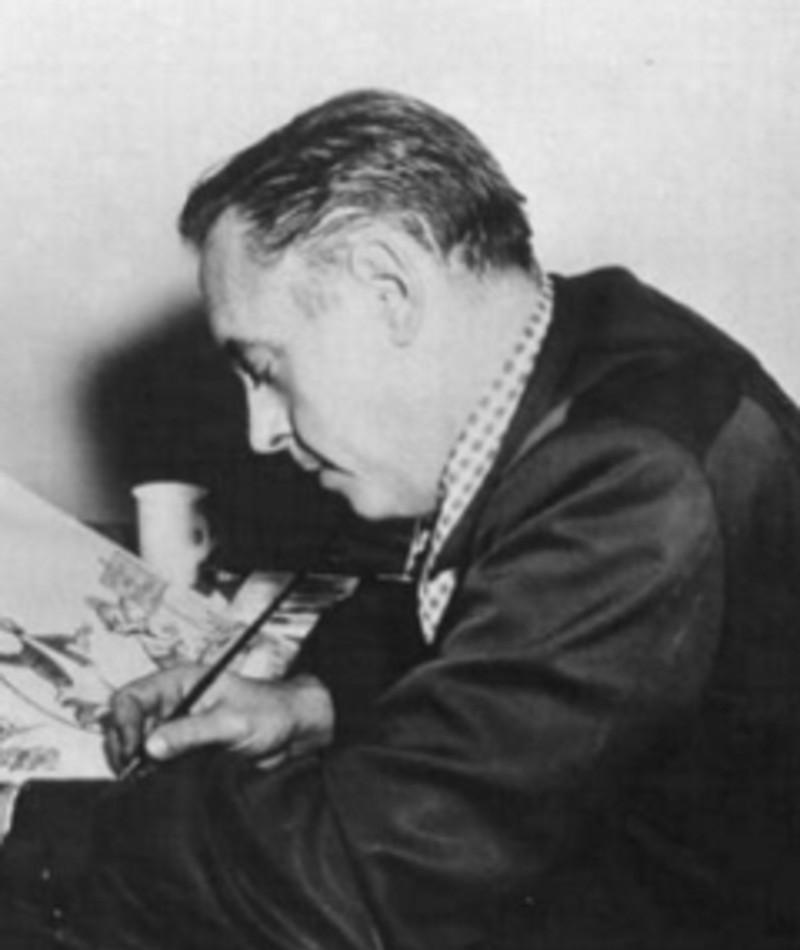 Photo of Frank Tashlin